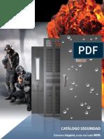 Catálogo de Puertas de Seguridad - Puerta Cochera Especial