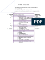 Informe-caso La Boda