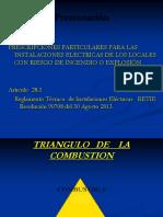 Presentacion Areas Clasificadas- Retie