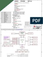 ECS H61H-AIO r1 0 Schematic | Computer Hardware | Computer Engineering