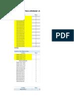 160718 Listado Preliminar Compra de Materiales