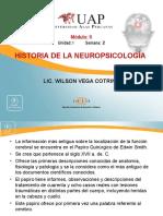 3. Historia de La Neuropsicología