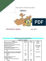 Información Laboral Jalisco
