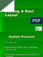 125456358 Duct Design ISHRAE