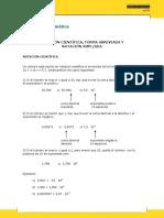 U2M7 Notacion Cientifica Forma Abreviada y Notacion Ampliada