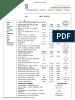 Poliamida 6 - Datos Tecnicos