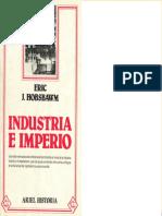 Hobsbawm, Eric - Industria e Imperio