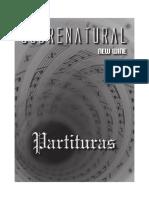 Un Encuentro Sobrenatural-Partituras