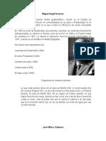5 Literarios Guatemaltecos