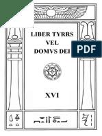27 - Liber Trigrammaton Sub Figurâ Xxvii