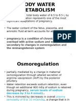 Maternal Physiology in Pregnancy by ERMI