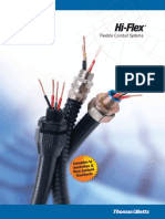 Hi Flex Flexible Conduit Systems Brochure