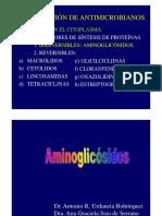 4AMINOGLICÓSIDOS