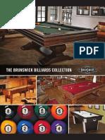 Brunswick Catalog