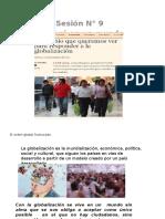 El Peru Globalizacion Sesion 9