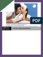 Ficha Periodontal