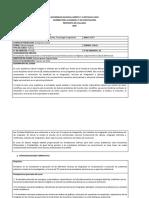 Syllabus Calculo Integral 100411