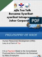 HRDF Scheme
