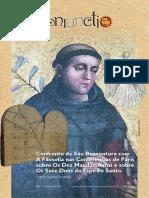 Confronto de São Boaventura com A Filosofia nas Conferências de Paris sobre Os Dez Mandamentos e sobre Os Sete Dons do Espírito Santo.