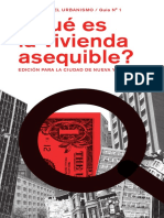 Affordable Housing Book Spanish