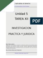 Tarea 12 Practica Juridica