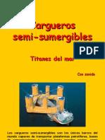 Cargueros semisumergibles (PPTminimizer)