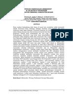 214111477 Sistem Pendukung Keputusan Untuk Pemilihan Lokasi Cabang Retail Modern Dengan Metode Ahp Analytical Hierarchy Process Berbasis Gis