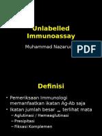 Unlabelled Immunoassay