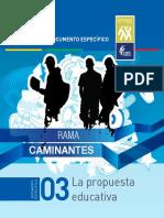CAMINANTES 3