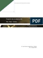 Creación de un sistema ABC parte 1