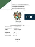 Informe Nº6 Haz de Tubos