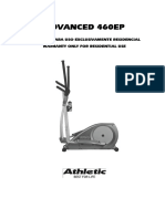 _Elliptical Advanced 460EP