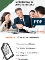 Módulo 3 Herramientas Clave de Coaching de Negocios