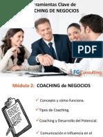 Módulo 2 Herramientas Clave de Coaching de Negocios