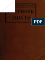 Wood Work Joints