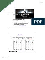 01Matrix Algebra (PDF)