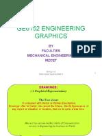 engineering graphics unit i