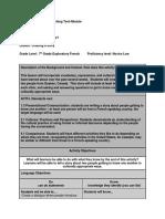 amla 604 som tech module lesson plan