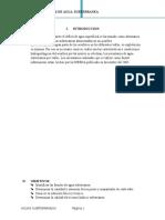 Inventario de Fuentes de Agua Subterranea(Imprimir )