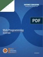 Dcap408 Web Programming