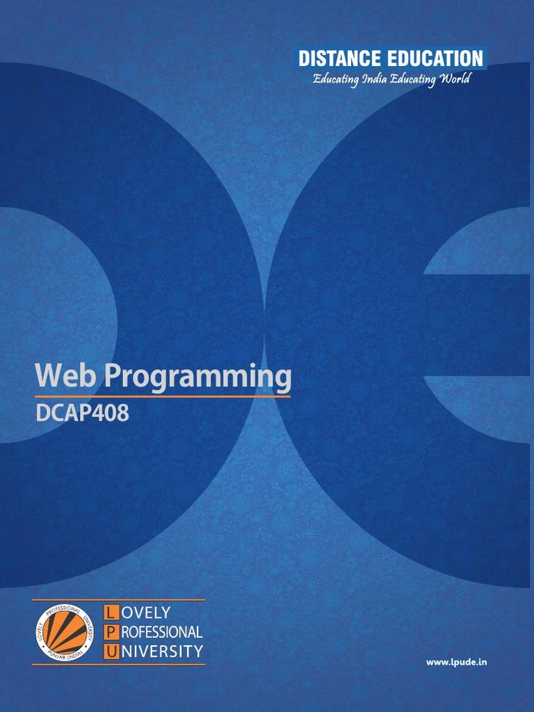 Dcap408 Web Programming Server World Wide Intranet Diagram Apache Iis And Pws
