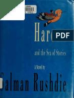 Salman Rushdie Haroun and the Sea of Stories