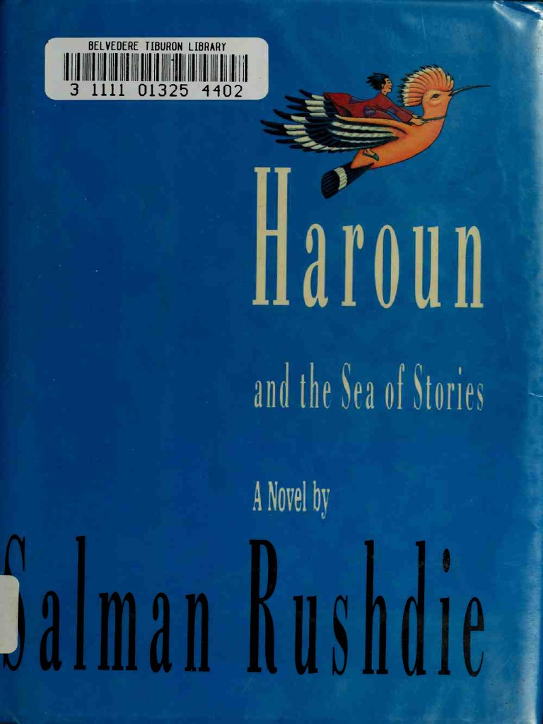 salman rushdie sea of stories
