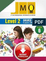 Class 6 Imo 3 Year e Book Level 2 13