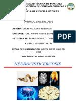 Neurocisticercosis Listo