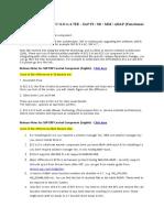 SAP  ECC 5 & ECC6