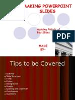 Presentations Tips