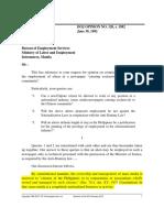 Printing - Opinions of the DOJ Secretary 2015