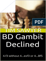 BD Gambit Declined - Tim Sawyer (2015)