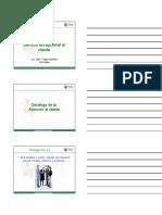 La Organizacion y El Cliente (1)